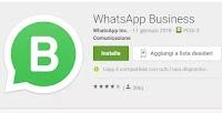 Come funziona l'app Whatsapp Business (gratis) per Android