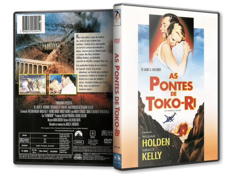 Capa DVD As Pontes de Toko-Ri