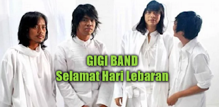 Download Lagu Gigi Selamat Hari Lebaran Mp3 Single Religi Terbaik,Gigi Band, Lagu Religi, Lagu Lebaran Mp3,
