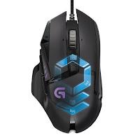 Logitech G502 Gaming Maus Proteus Spectrum