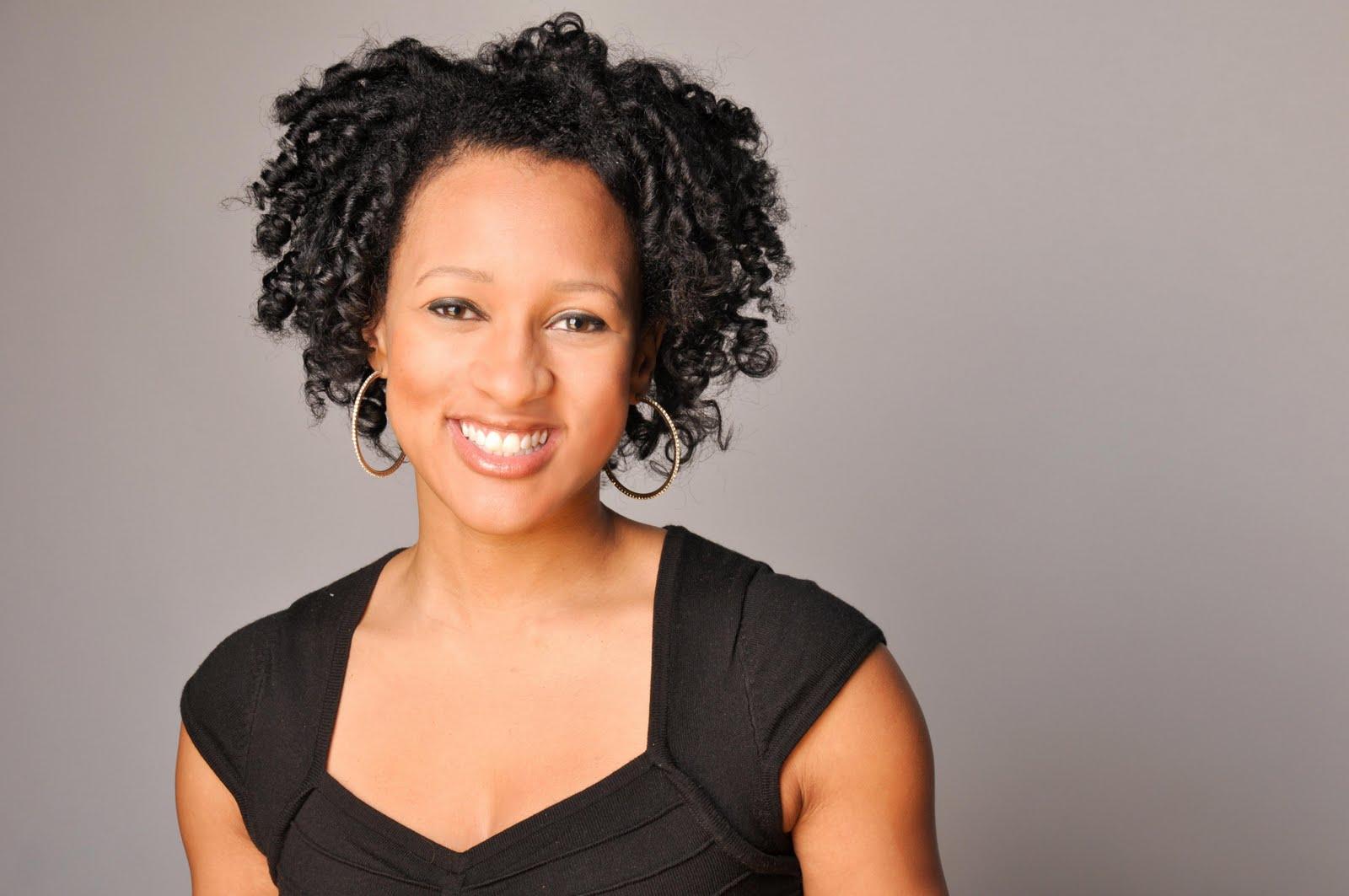 Short Hairstyles For Black Women Natural Hair