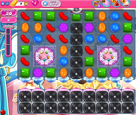 Candy Crush Saga 477