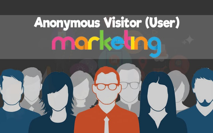 Anonymous Visitor (User) Marketing Making More Relevant Information