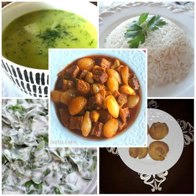 Tarifler, İftara tarifler, Yemek tarifleri, Çorba tarifleri, Ramazan, tatlı tarifleri, salata tarifleri