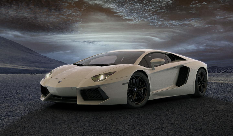 White beige lamborghini aventador wallpaper HD Wallpaper ...Lamborghini Wallpaper White
