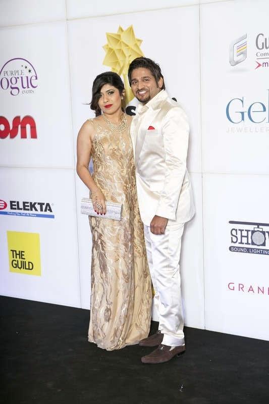 Kanan and Pranit Naheta, Masala! Awards 2014 Photo Gallery