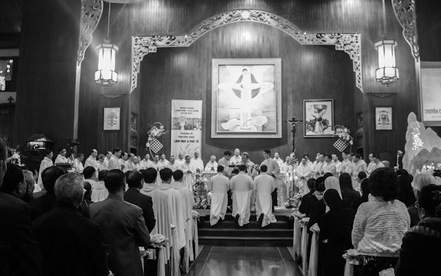 Lễ truyền chức Phó tế và Linh mục tại Giáo phận Lạng Sơn Cao Bằng 27.12.2017 - Ảnh minh hoạ 128