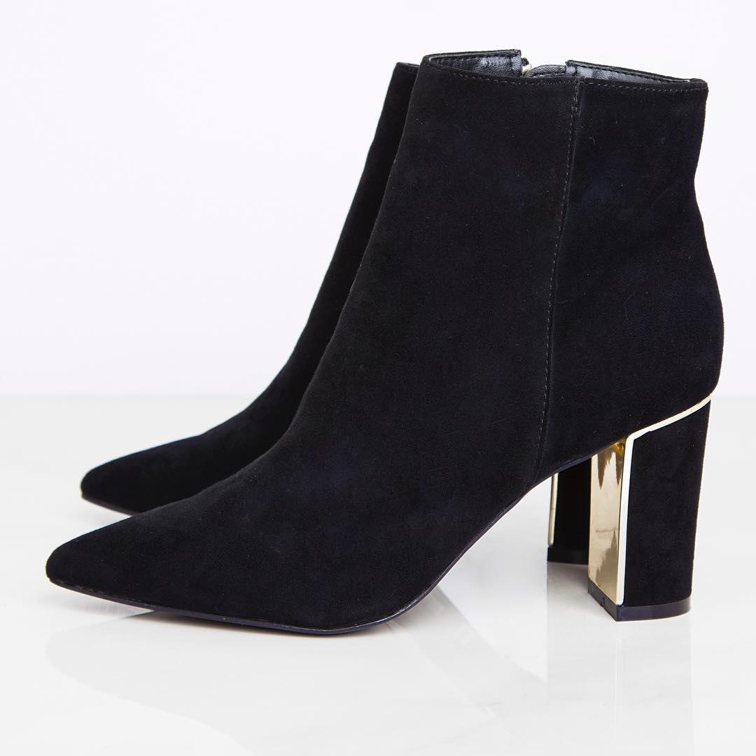 Buffalo Francesca Suede Boots