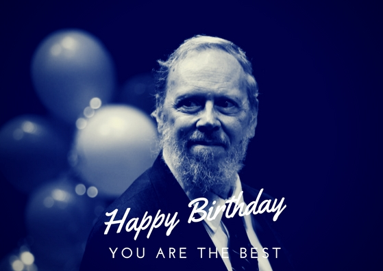 Happy Birthday Dennis Ritchie