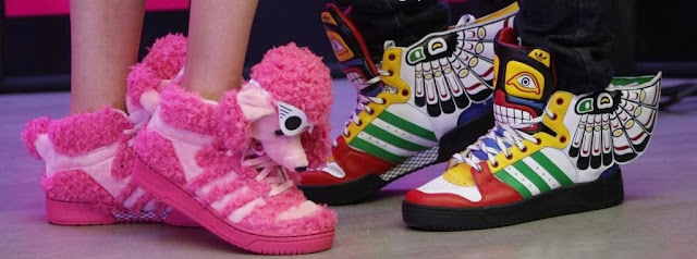 adidas Originals LIMITED EDITION Jeremy Scott Collection