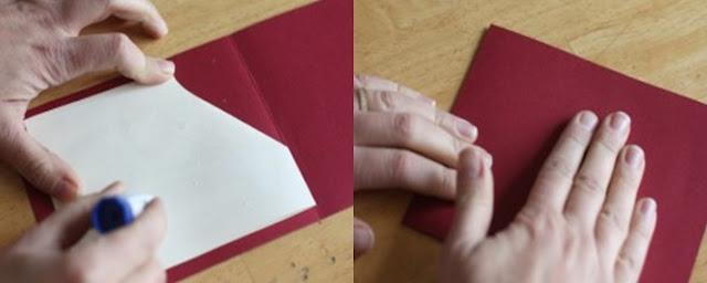 kağıttan kalp nasıl yapılır