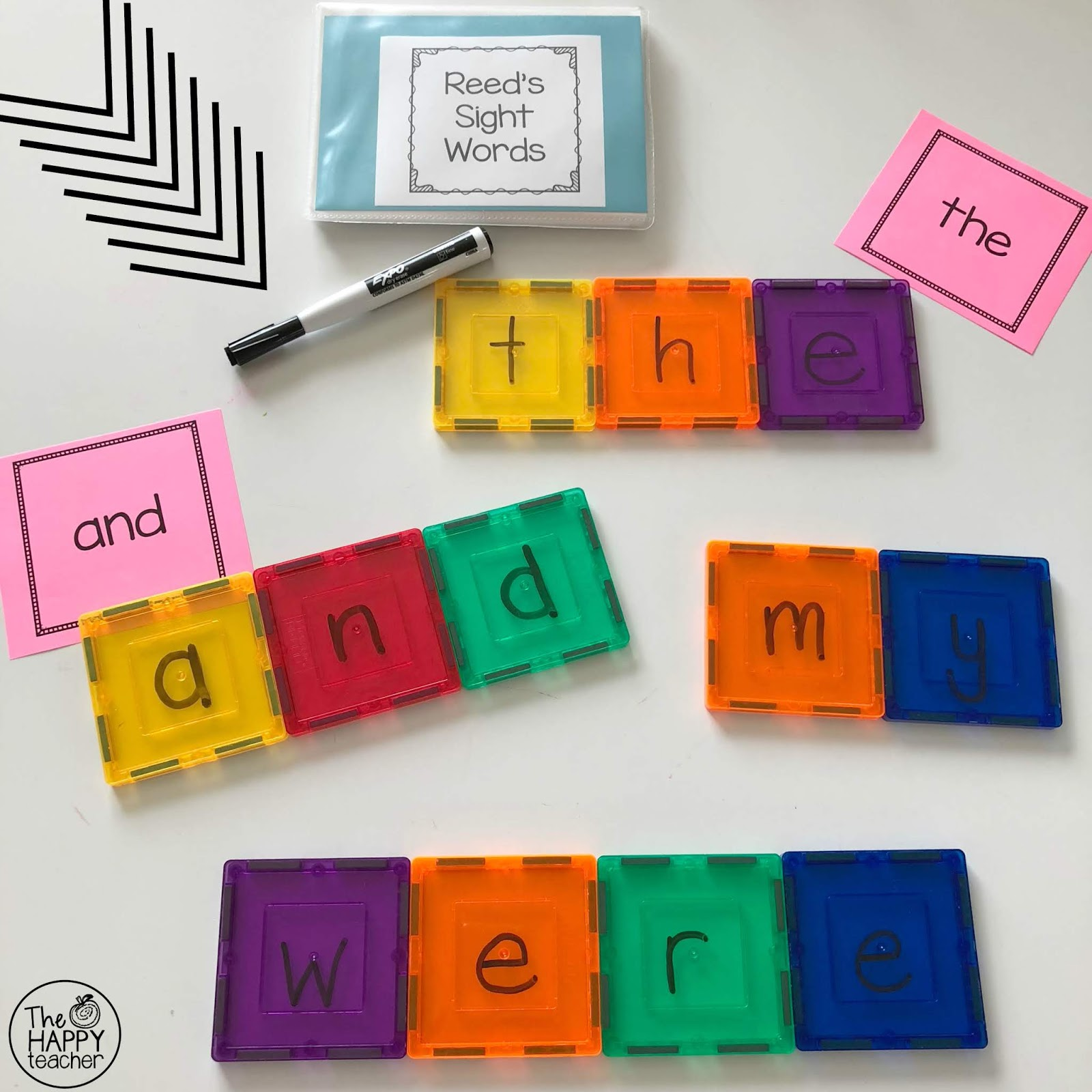 Building Sight Words: Activities and Printables