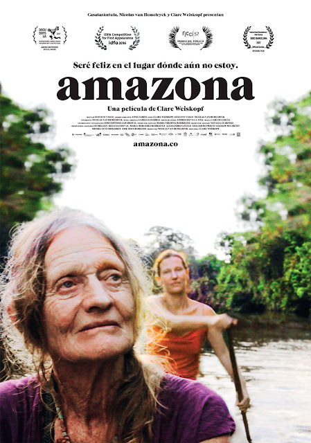 Crítica documental Amazona