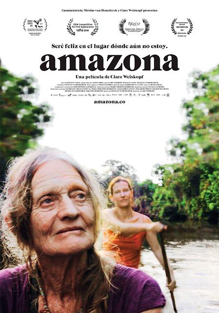 Crítica documental Amazona