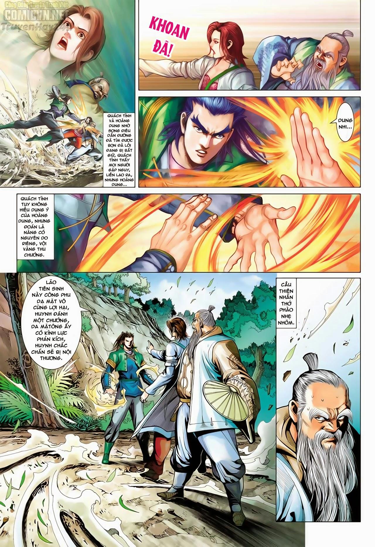 Anh Hùng Xạ Điêu anh hùng xạ đêu chap 65: cái bang tân chủ trang 3