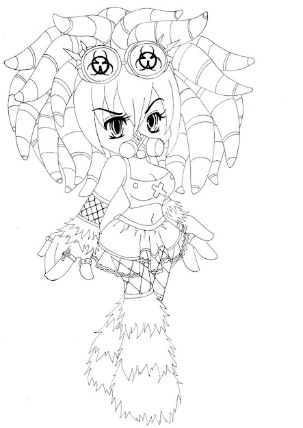 Coloring Books Goth Pages Futpal Angel Of Love