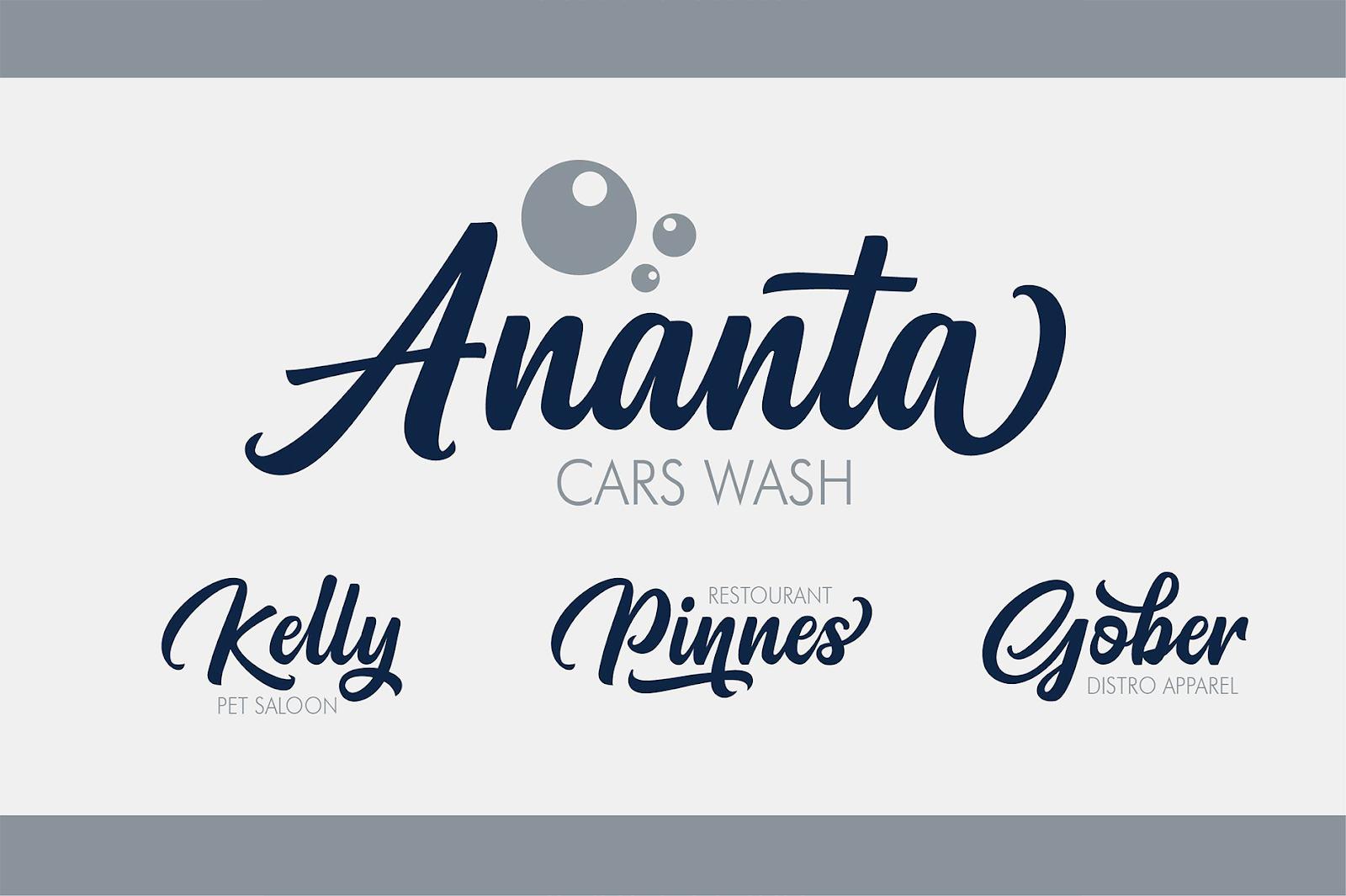 pristyne bold script font free download
