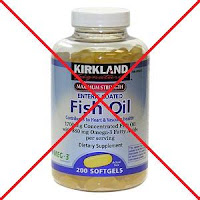 whichi fish oils not to take