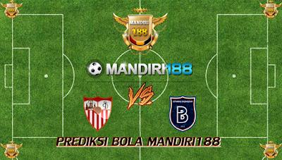 AGEN BOLA - Prediksi Sevilla vs Istanbul Basaksehir 23 Agustus 2017