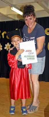Graduación 2017 - AMPA CEIP Alfredo Landa