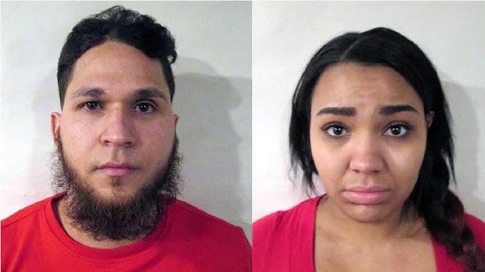 Pareja dominicana arrestada en Rhode Island con cinco kilos de cocaína