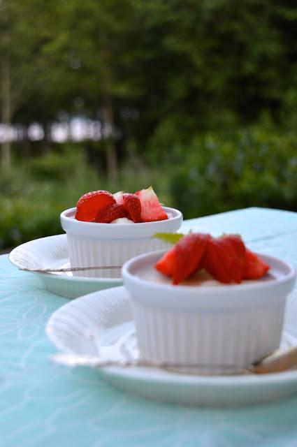 frozen yogurt, jogurttijäätelö
