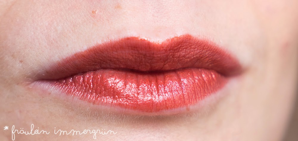 Angel Minerals Lips Love Kiss getragen