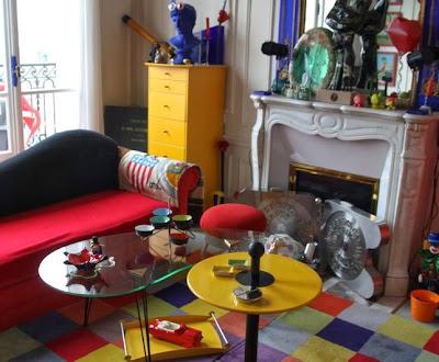 ma maison au naturel les couleurs en d coration utilisez les contrastes. Black Bedroom Furniture Sets. Home Design Ideas