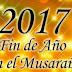 🎇 FIN DE AÑO MUSARAÑA 31dic'16