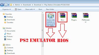 sony playstation 2 bios download