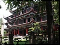 วัดเหวินซู (Wenshu Yuan)