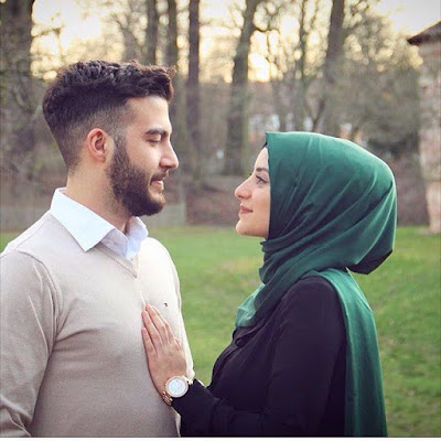 Muslim Couple DP For Instagram
