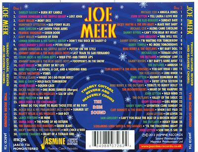 VA - Joe Meek - Twangy Guitars, Reverb & Heavenly Choirs