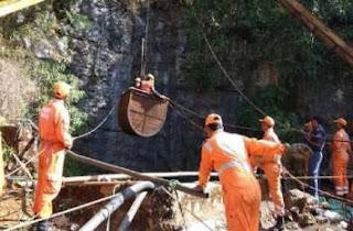 मेघालय: मजदूरों को बचाने में शनिवार से जुटेगी नौसेना