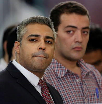 al jazeera journalists death sentence