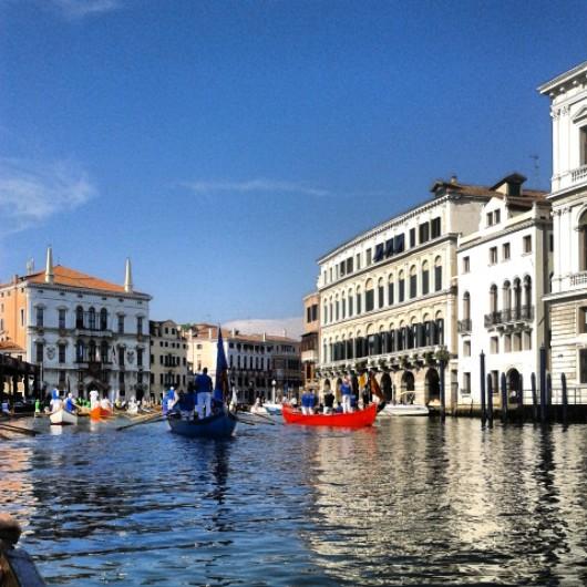 guide to regatta storica in venice