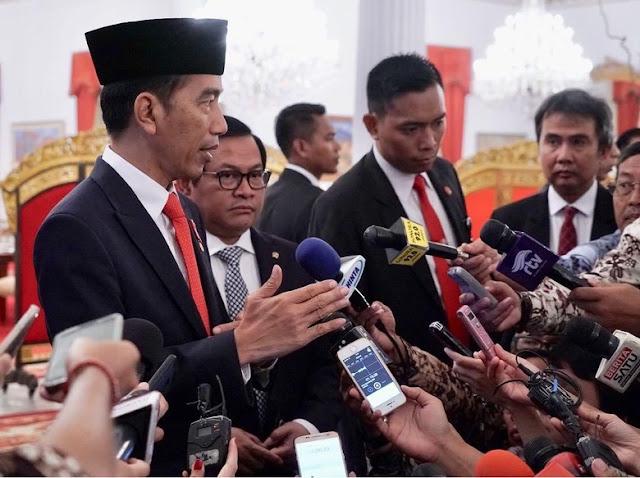 Jawaban Tegas Jokowi soal Fitnah PKI Bikin yang Nuduh Pusing mau Balas Apa