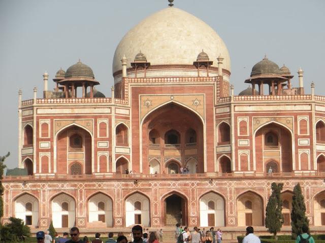 3 days in Delhi Itinerary: Humayun's Tomb