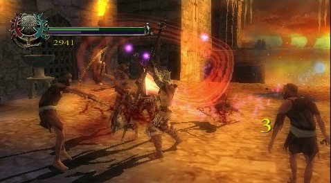 Download Dantes Inferno ISO PPSSPP