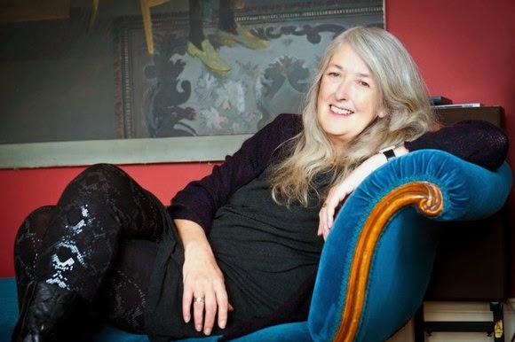 Let's reclaim the word 'old' says Prof Mary Beard