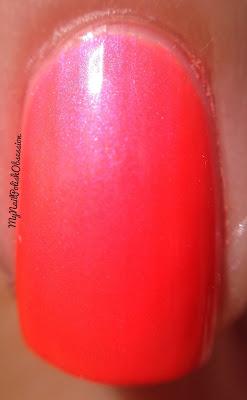 My Nail Polish Obsession Island Girl Hula Girl Amp Tony Moly Gr11