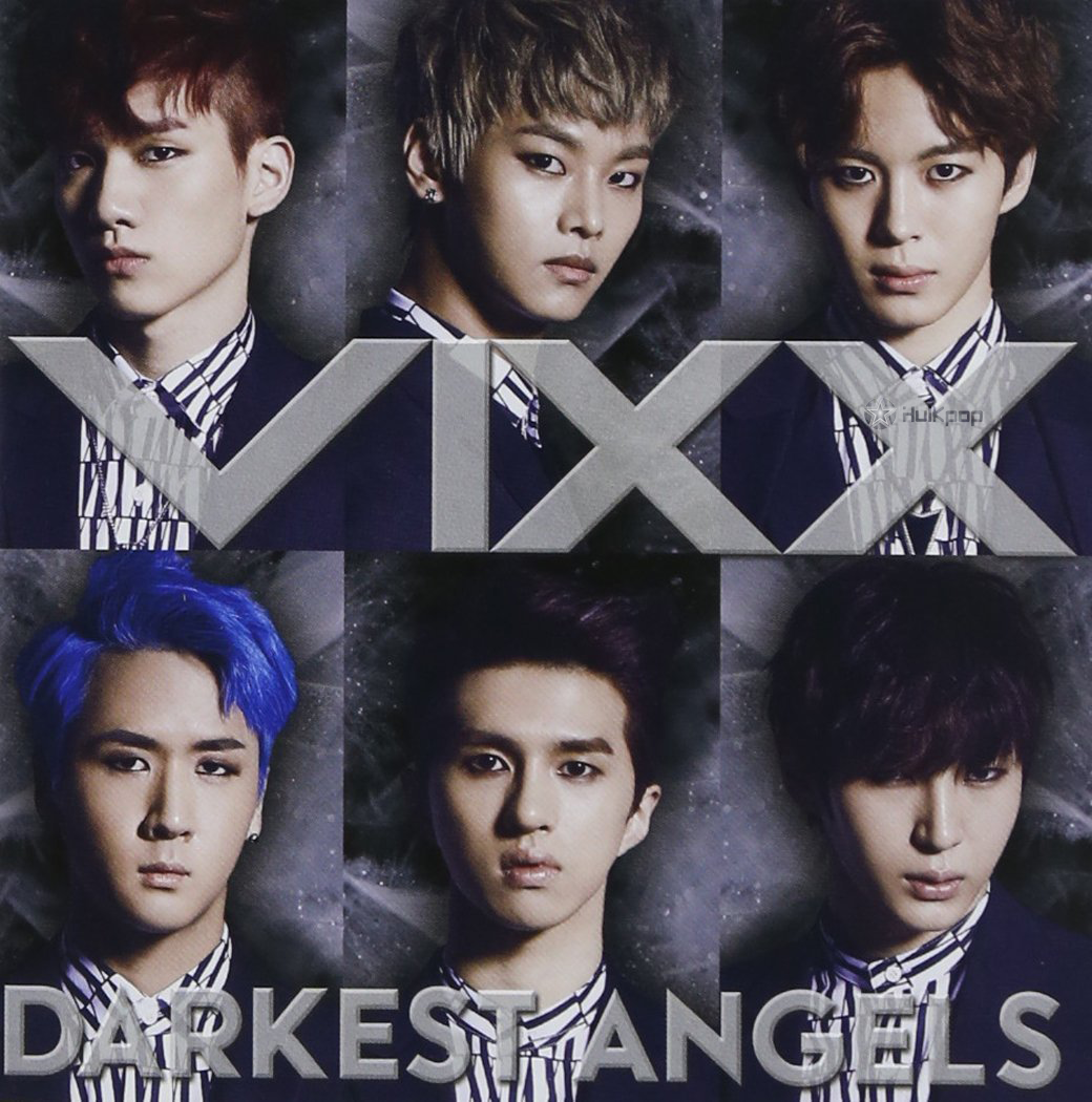 VIXX – DARKEST ANGELS (Japanese)