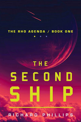 The Second Ship by Richard Phillips - book cover