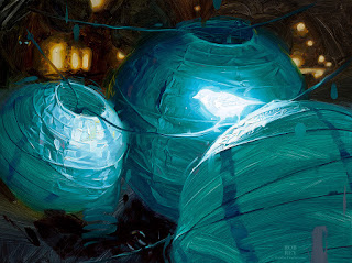 Bioluminescence IV by Rob Rey - robreyfineart.com