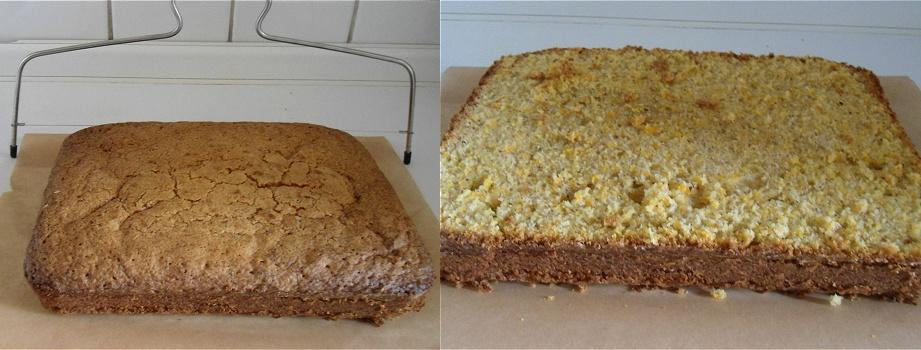 Rübli-Kuchen Anleitung