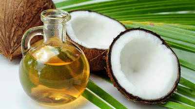 coconut oil for acne scars treatment