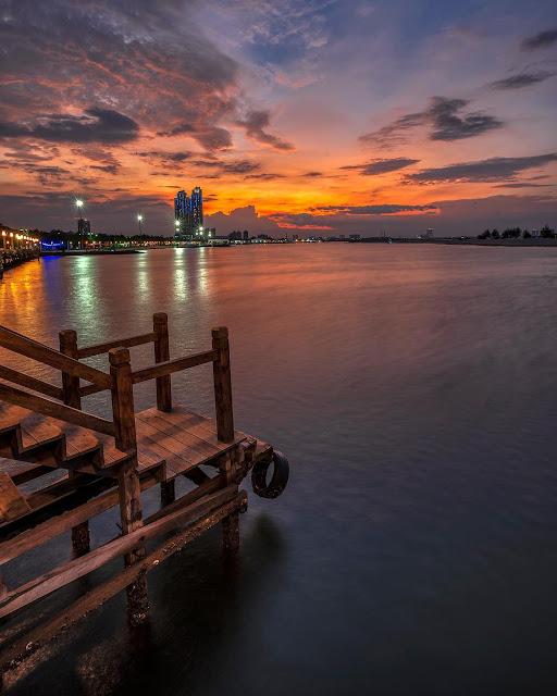 Video Hoax Ombak Tinggi (Tsunami) dan Angin kencang di Pantai Ancol