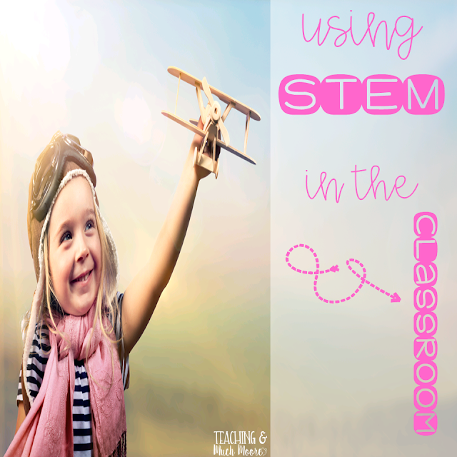 Using STEM in the classroom
