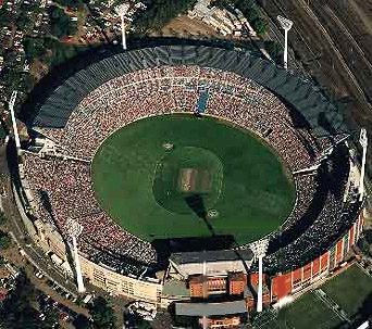 Mcg Stadium Seating Capacity