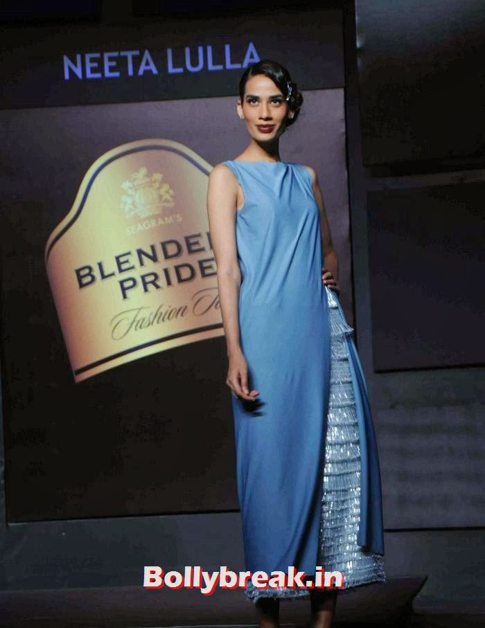 Sony Kaur, Tamanna, Kalki for Neeta Lulla at BPFT 2013